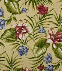 home decor print fabric solarium siesta key garden joann