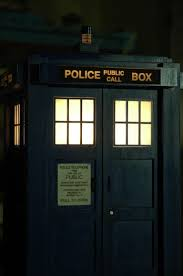 tardis windows also visible is the subtle grime on the