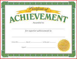 blank certificates of completion blank purchase contract download