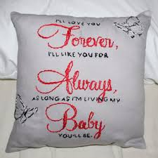personalized pillows for baby best customized baby pillow products on wanelo