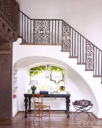 tour reese witherspoon u0027s ojai home wrought iron railings iron
