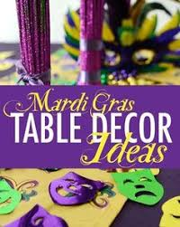 mardi gras table decorations i get in the festive spirit with