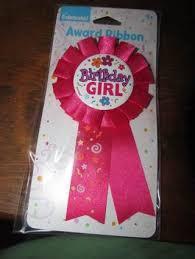 birthday girl pin free pink birthday girl ribbon pin birthday listia