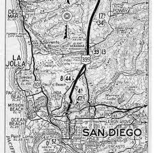 Map Of Balboa Park San Diego by San Diego To Poway