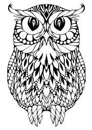 free printable color pages the 25 best owl coloring pages ideas on pinterest owl printable