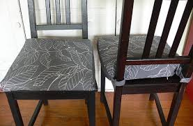 Feather Seat Cushions Elegant Stumbles Stitches Feather Your Nest Dining Cushions