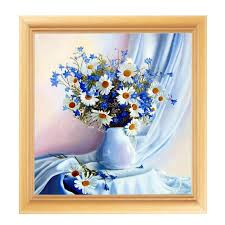 painting for home decoration 5d diamond embroidery painting diy home decor craft flower peacock