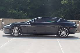 bentley rapide 2012 aston martin rapide luxe edition stock 4n003405a for sale