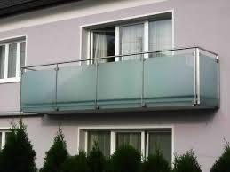 glas balkon pichler metallbau galerie balkongeländer