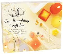 house of crafts candlemaking craft kit amazon co uk toys u0026 games