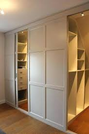 Space Saving Closet Doors Sliding Closet Mirror Doors Walk In Closet Doors Sliding Doors