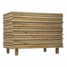 wood pieces dresser