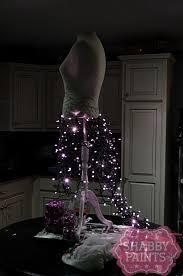 wire christmas tree form christmas lights decoration