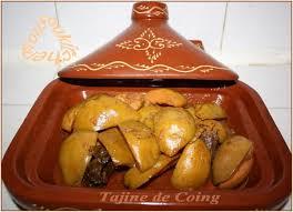 comment cuisiner les coings tajine de coings recettes marocaines sousoukitchen