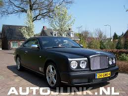 matte bentley this brooklands is so badass it is not even funny