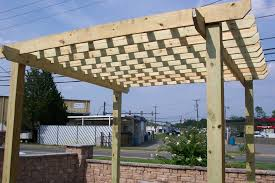 Building Your Own Pergola by Exterior Ideas