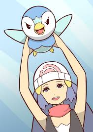 pokemon dawn piplup coloring page images pokemon images