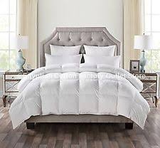 Chezmoi Collection White Goose Down Alternative Comforter Goose Down Duvet Ebay