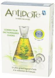 bureau en gros antidote antidote 8 collectif 9782922010176 books amazon ca