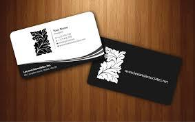 Landscape Business Cards Design Bold Modern Business Card Design For Richard Lee By Smart