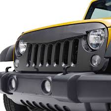 jeep bumper grill amazon com e autogrilles angry bird abs replacement grill grille