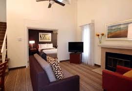 2 Bedroom Penthouse Suite Manhattan Beach Hotel Suites Residence Inn Los Angeles Lax