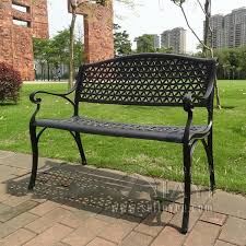 Park Benches Compare Prices On Aluminium Park Benches Online Shopping Buy Low