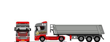 réalisations de camions 2d page 35 camions poids lourds