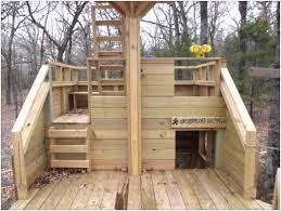 Backyard Playhouse Plans by Backyards Ergonomic Backyard Clubhouse Plans Buy Playhouse Plans