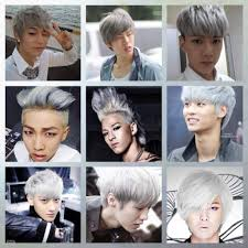 popular kpop hair colours male kpop hair what style colour is your favourite k pop