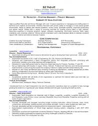 Recruiter Sample Resume by Technical Recruiter Resume Sample Free Resume Example And