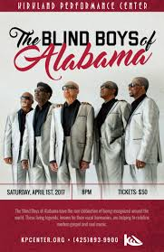 The Blind Boys Of Alabama Kirkland Performance Center