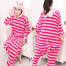 halloween pajamas womens aliexpress com buy cute christmas women fur cheshire cat