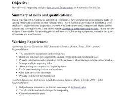 Sample Of Resume For Mechanical Engineer Sample Resume Mechanical Engineer Download Automotive Mechanical