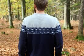 fjallraven övik scandinavian sweater review wild tide