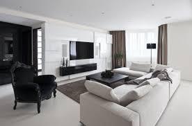 cool modern apartment living room interior playuna