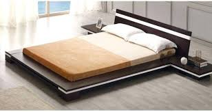 King Platform Bed Frame Plans by King Size Platform Bed Frames U2013 Tappy Co