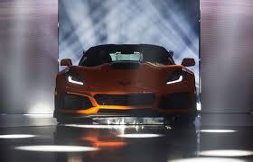 fastest production corvette made 2019 corvette zr1 the fastest most powerful production corvette