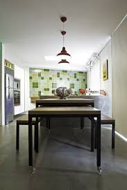 Kitchen Table Small Space by Best 25 Expandable Dining Table Ideas On Pinterest Expandable