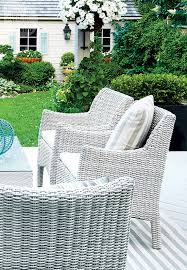 how to clean and preserve resin wicker style at home