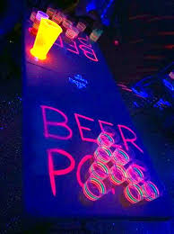 blacklight party ideas we used to blacklight like this all the time at the