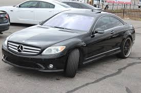 55 amg mercedes for sale black mercedes cl in utah for sale used cars on buysellsearch