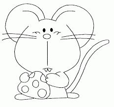 imagenes de ratones faciles para dibujar raton par dibujar imagui