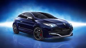 renault sport rs 01 blue new renault megane rs likely getting smaller engine edc gearbox