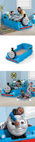best 25 thomas the tank bed ideas on pinterest thomas bedroom home decor toddler train bed thomas tank engine blue plastic fun novelty room boy furniture