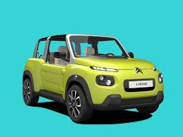 citroen mehari electric citroën e mehari concept car photos business insider