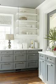 Gray Painted Kitchen Cabinets by 160 Best Paint Colors For Kitchens Images On Pinterest Kitchen