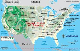 map us image map of the us usa map united states map worldatlas