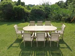 modele de jardin moderne awesome salon de jardin en teck mahui gallery amazing house