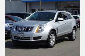 cadillac srx price used 2015 cadillac srx for sale pricing features edmunds